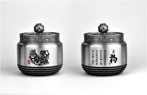 祥瑞生肖罐