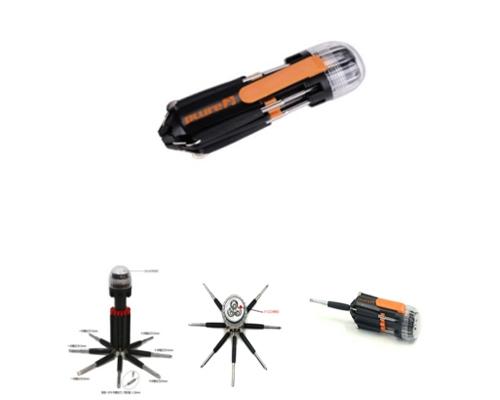 多功能螺丝刀产品型号PL-1010058